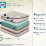 Sealy Soybean Foam Mattress
