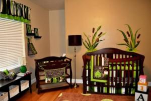 DK Leigh Baby Boy Crib Set