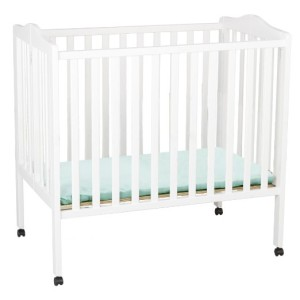 Delta Childrens Portable Crib