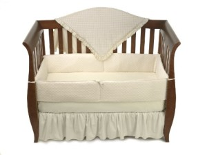 baby bedding set neutral color