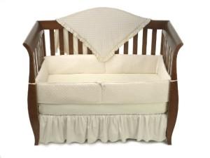 baby bedding set neutral color