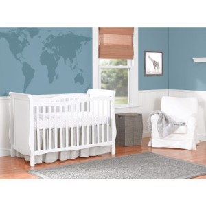 Summer Infant Neutral Crib Set