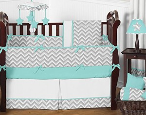 Gender Neutral Crib Set