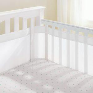 Airflow Crib Bumber