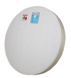 Dream On Me Round Crib Mattress
