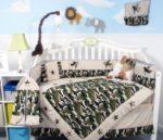 Soho Boys Camo Bed Set