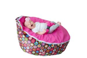 Pink BayB Bean Bag Chair