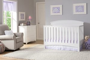 Delta 4 in 1 Convertible Crib & Toddler Bed