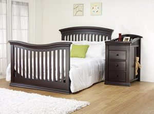 Sorelle Toddle Crib Conversion